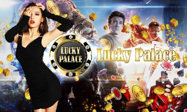 Lucky Palace Slot Game