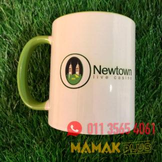 Newtown Smarter Mug - Slot Game Malaysia